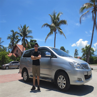 Privétransfer van Nha Trang Airport of treinstation naar hotel of v.v.