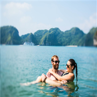2 Dagen Bhaya Classic Deluxe Cruise in Halong Bay
